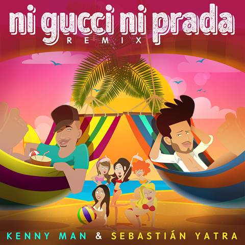Cover Cancion Ni Gucci Ni Prada Remix de Sebastian Yatra y Kenny Man